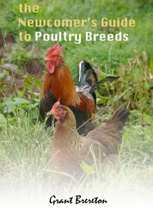Grant's E-book for the newcomer to Poultry - FREE with every competition entry
